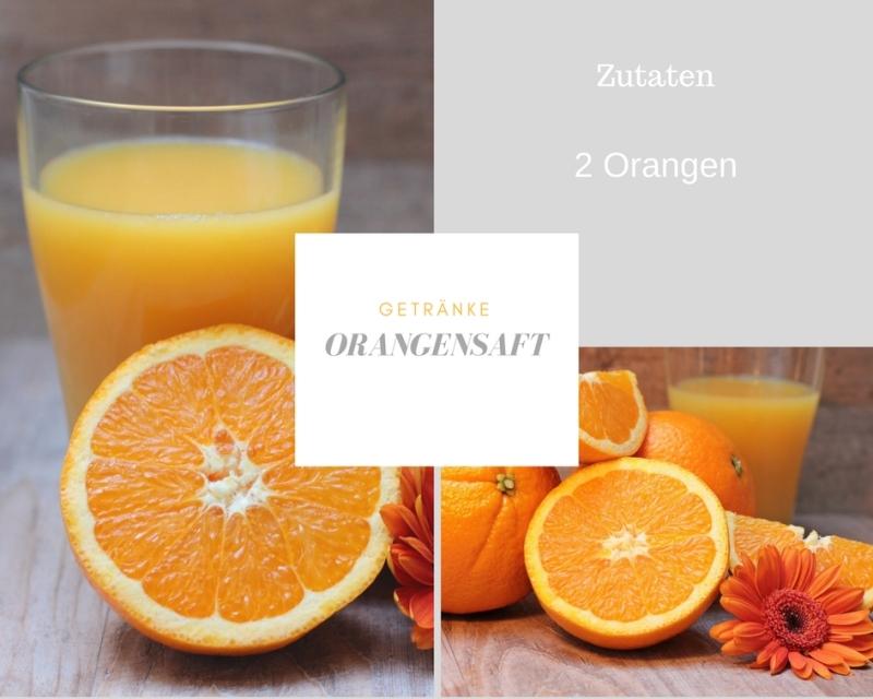 orangensaft-rezept