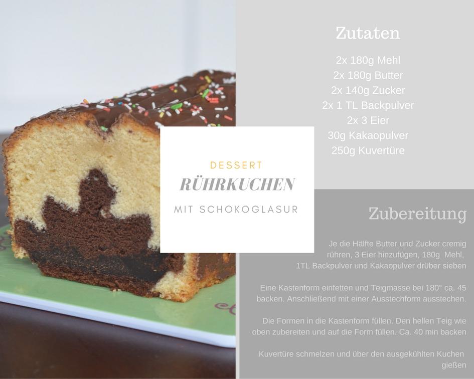 Ruehrkuchen-Rezept