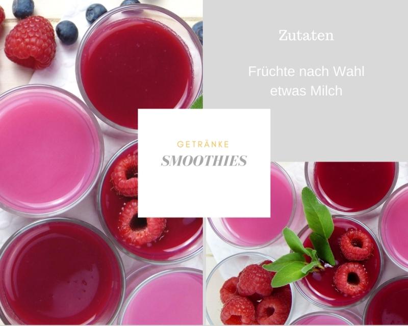 Smoothie-rezept