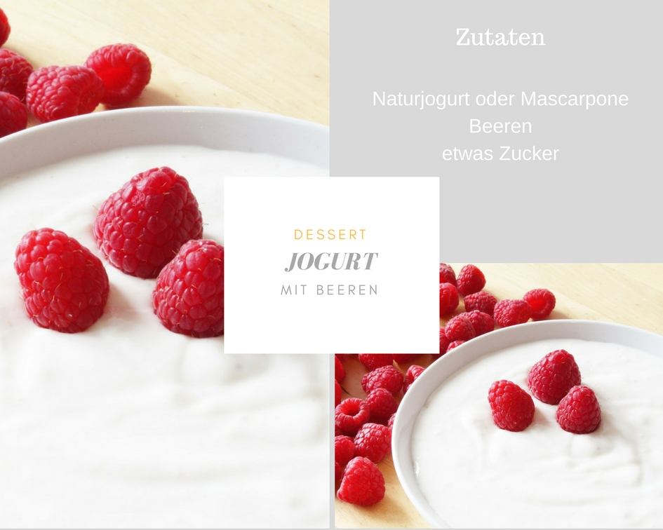 yogurt-Rezept