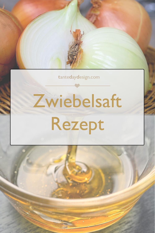 rezept für zwiebelsaft und zwiebelsirup hausmittel gegen husten